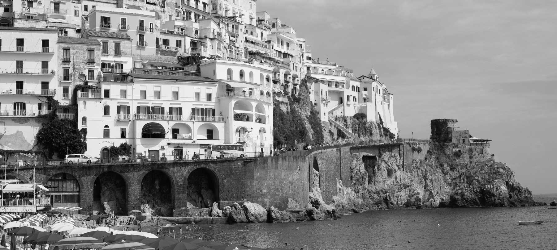 Amalfi coast web agency