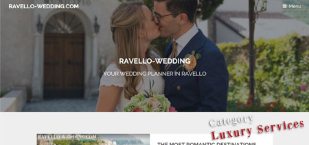 Ravello wedding planner